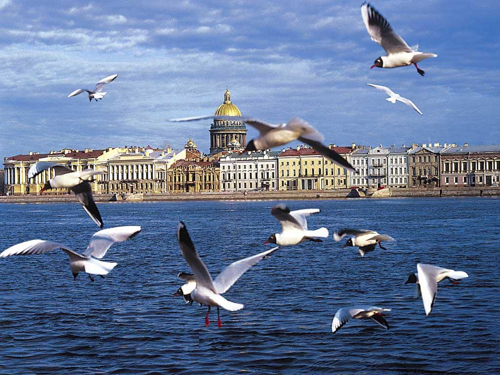 «Білі ночі» у Санкт-Петербурзі! IX Міжнародний саміт лідерів економіки Росії, України та Німеччини!