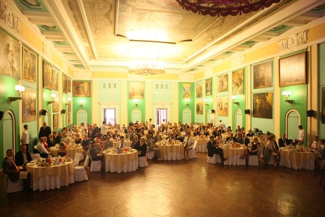 V Міжнародний бізнес-саміт лідерів економіки України та Росії
